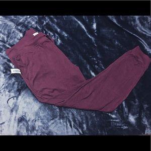 Lightweight Jersey-Knit Joggers